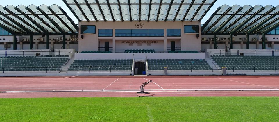Estádio Universitário - Estádio de Honra