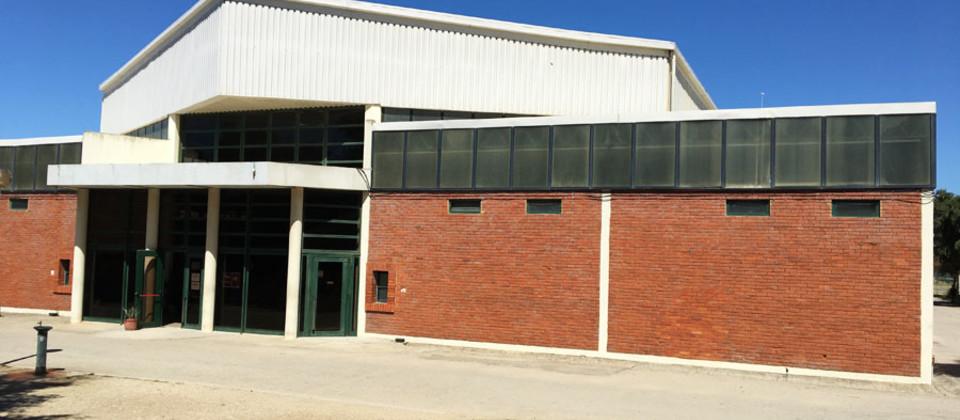 Estádio Universitário - Pavilhão nº 1