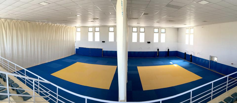 Estádio Universitário - Pavilhão nº 3