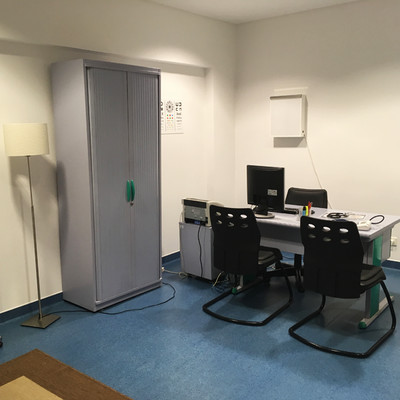 Centro Médico - Campus da Ajuda