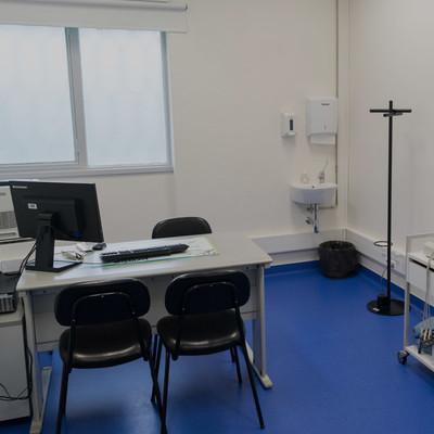 Centro Médico - Campus da Cidade Universitária ©Tiago Antão