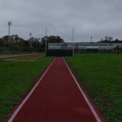 Estádio Universitário - Pista de Atletismo nº 2