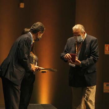 Luís Santos Pereira galardoado com a Medalha de Mérito Científico no Encontro Ciência 2020